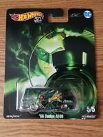 Hot Wheels Pop Culture Alex Ross DC '66 Dodge A100 Green Lantern #5 of 5