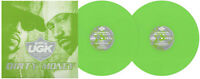 UGK - Dirty Money Exclusive Limited Edition Money Green Colored 2x Vinyl LP
