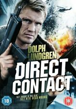 Direct Contact (DVD) (2011) Dolph Lundgren