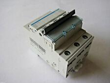 HAGER Sicherung Sicherungsautomat 16A Leitungsschutzschalter B16 3-polig MBN316