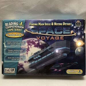 Teacher Created Resources Space Voyage Grades 4-5 New Sealed