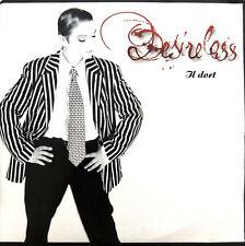 Desireless CD Single Il Dort - France (VG+/M)