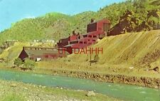 ARGO MILL AND MINE. WORLD'S LONGEST MINING TUNNEL Idaho Springs to Central City