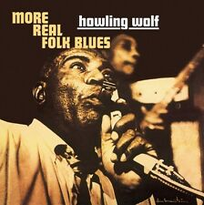 Howlin Wolf - More Real Folk Blues [New Vinyl] UK - Import