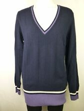 HUGO BOSS Pullover Long Gr L mit Kaschmir Angora Wolle Maritim NP 169,- NEU *2