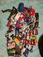 Junk Drawer Toy Cars Mattel Hot Wheels Matchbox & Other Stuff