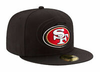New Era 59Fifty NFL Cap San Francisco 49ers 2016 On Field Fitted Team Hat 7 1/4