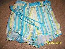 Girls shorts from Mothercare, size 12-18 months