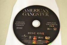American Gangster (DVD, 2008, 1-Disc )Disc Only Free Shipping