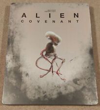 Alien: Covenant [2017 - Ridley Scott] Blu-Ray Steelbook
