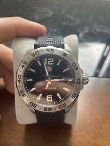 TAG Heuer Formula 1 Black Men's Watch - WAZ1112 WUU4120