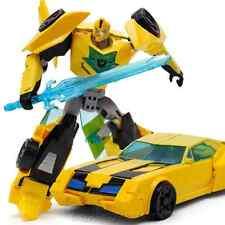 Bumblebee Metal Part Action Figures 19cm No Box