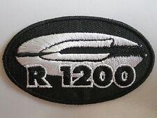 BMW R1200C PATCH TOPPA RICAMATA TERMOADESIVA CM.6,5X4