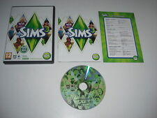 THE SIMS 3 - 10th ANNIVERSARIO PC DVD/APPLE MAC base gioco The Sims 3 SIMMS Post veloce