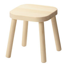 IKEA Children's Stool Flisat Solid Wood