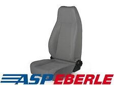 SEDILE COMFORT ANTERIORE GRIGIO SEDILE SEAT Grey JEEP CJ 76-86 Wrangler YJ TJ 87-06
