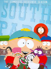 South Park: The Complete Fifteenth Season New Dvd! Ships Fast!