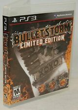 PS3 Bulletstorm Limited Edition Video Game Violent Resort Planet Online Action B