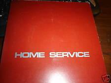 """HOME SERVICE 7"""" 1980 POST PUNK PRIVATE PRESS LONDON"""