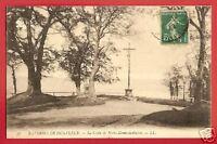 CPA 1909 postcard Croix de Notre Dame de Grâce près HONFLEUR 14 Calvados A