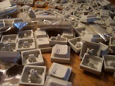 APPLE IIgs ORIGINAL KBD ALPS KEYCAPS #A9M0330 #658-4081 LOT TEN $5.00 + SHIPPING