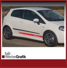 Aufkleber / Sticker / Seitenstreifen / Fiat Sportivo/ #007