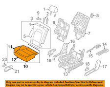 HYUNDAI OEM Santa Fe Second Row Back Rear Seat-Cushion Assembly 89200B8120R6X