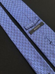 GUCCI TIE  GG.  Monogram, made in italy. autentic.