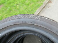 2 x 215/45 R16 86H Sommerreifen Bridgestone Turanza ER300  Top  7,5mm