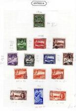 Timbres du Royaume-Uni avec 5 timbres