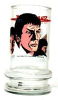 "Vintage Star Trek 3 ""Spock Lives"" 1984 Taco Bell Glass Paramount Pictures Cup"