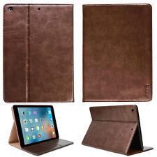 lusso custodia di cuoio per Apple iPad Air 1 PROTEZIONE COVER borsa tablet