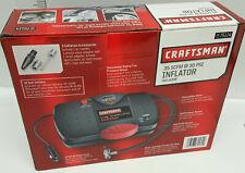 Craftsman 75114 12Volt Portable Inflator compressor built in tire pressure gauge