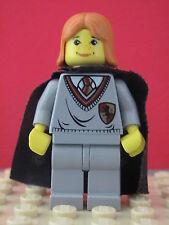 LEGO Harry Potter @@ Minifig @@ hp030 @@ Ginny Weasley Gryffindor Shield - 4730