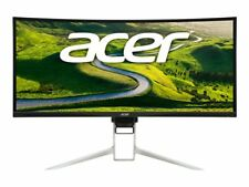 "ACER XR382CQK 38"" ULTRAWIDE CURVED LED IPS MONITOR 3840 x 1600 5MS 21:9 HDMI"