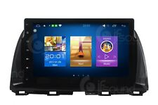NAVICEIVER MAZDA CX5 ANDROID FULLTOUCH 10.1 ESPEJO ENLACE BLUETOOTH GPS USB SD
