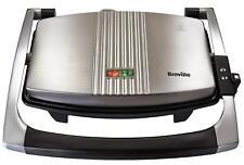 Breville Sandwich Toaster Panini Press Toastie Maker Machine VST025 NON - STICK