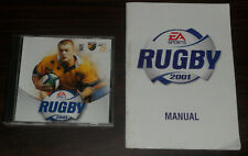 PC CD. Rugby 2001. EA