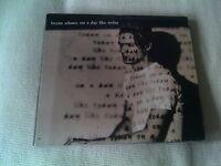 BRYAN ADAMS - ON A DAY LIKE TODAY - UK PROMO CD SINGLE