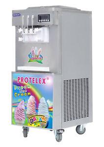 Softeismaschine Frozen Yogurt Maschine ICM-838