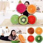 3D Soft Fruit Foam Pillow Watermelon Kiwi Sofa Office Home Seat Pad Cushion Gift
