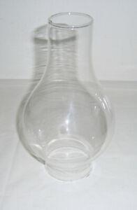 Hurricane Replacement Glass Globe Shade for Kerosene Oil Lamp