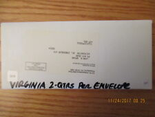 Q19 US MINT 2000 Virginia State Quarter First Day Cover Sealed in Plastic