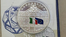 5 euro Italia 2019 FdC Italie Italy Italien 150 Ragioneria Generale Stato
