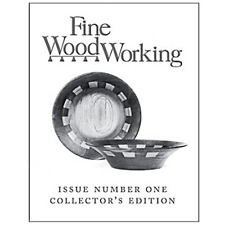 FINE WOODWORKING ISSUE NUMBER ONE