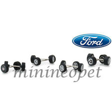 GREENLIGHT 13166 HOBBY EXCLUSIVE WHEELS AND TIRES PACK 1/64 FORD