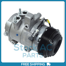 A/C Compressor for Ford F-150, Lobo / Lincoln Mark LT