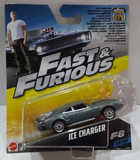 MATTEL 1:55 FAST & FURIOUS ICE CHARGER F8 23/32 FCF58 / FCF35