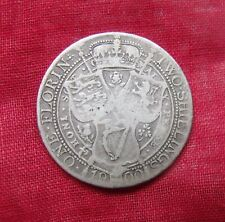 1900 Florin two Shilling Florin coin One tenth of a pound Queen Victoria