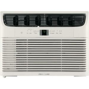 Frigidaire 10,000 BTU 115V Window-Mounted Compact Air Conditioner with Remote
